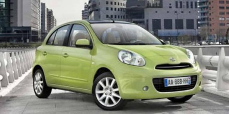 Neuer Nissan Micra startet in Österreich