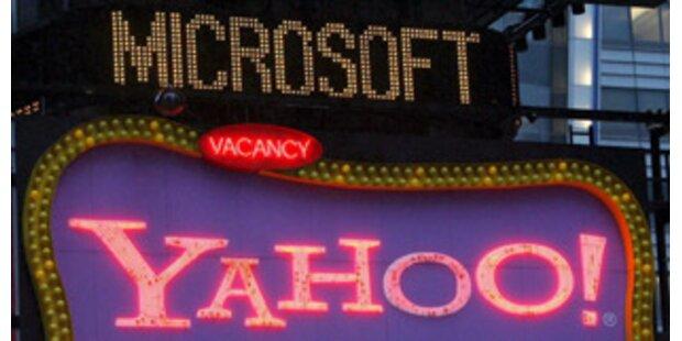 Microsoft zog Übernahmeangebot für Yahoo! zurück