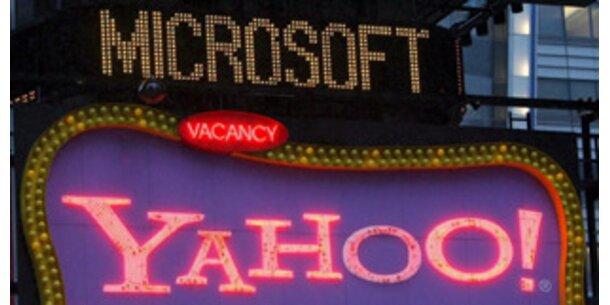 Yahoo-Übernahme ist noch nicht vom Tisch
