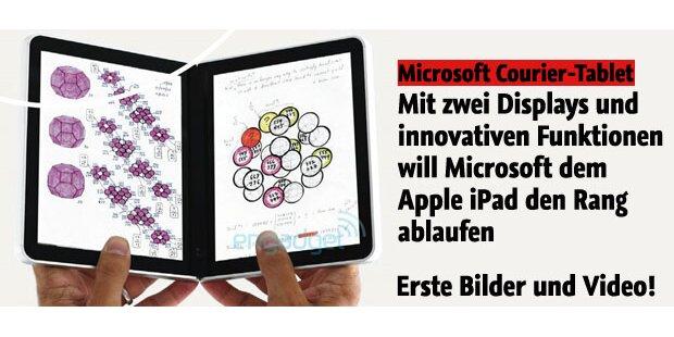 Fotos und Video von Microsoft's