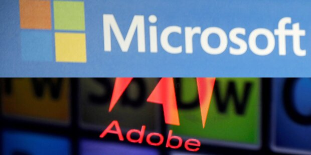 Microsoft und Adobe kooperieren