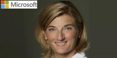 Microsoft Österreich hat neue Chefin