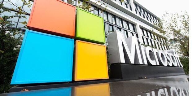 Microsoft-Erfolg dank Cloud-Geschäft
