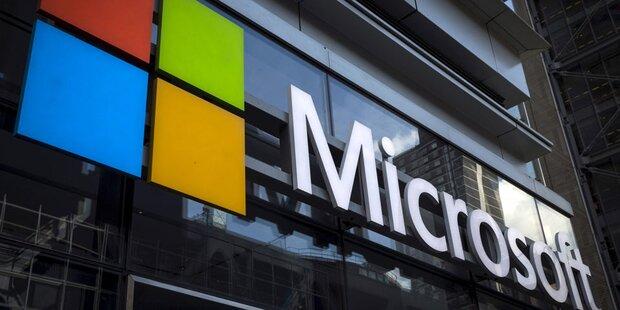 Microsoft verliert Geschäftsführer