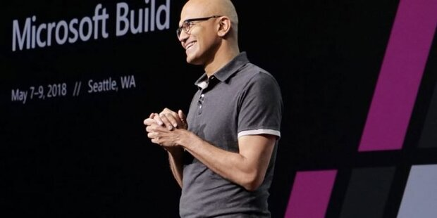 Microsoft setzt auf Cloud, Cortana und KI