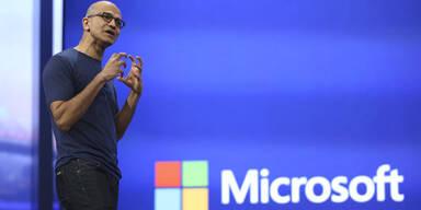 Microsoft: Kampfpreise bei Cloud-Speicher