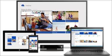 Startschuss für Microsoft OneDrive