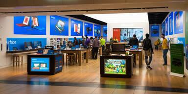 Bei Microsoft brummt das Cloud-Geschäft