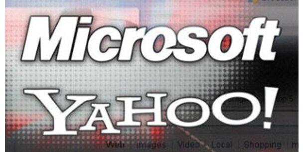 Microsoft hakt Yahoo-Übernahme ab
