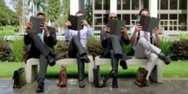 Microsoft rührt die Werbe-Trommel