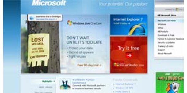 Microsoft bietet Online-Mietsoftware an