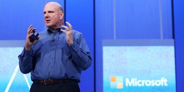 Neuer Microsoft-Chef im Dezember