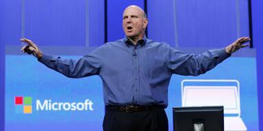 PC-Einbruch setzt Microsoft stark zu