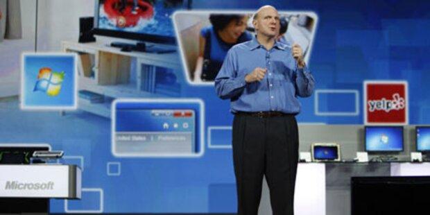 Kinect und Office sind Verkaufsschlager