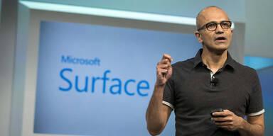 Microsoft-Chef casht über 84 Millionen