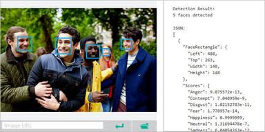 Microsoft zeigt, wie man sich fühlt