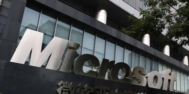 Microsoft gibt US-Behörden keine Daten
