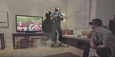 Microsoft begeistert mit Hololens-Video