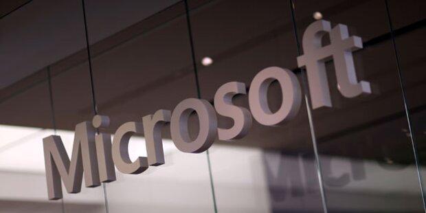 Sesselrücken in Microsoft-Führung