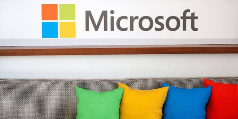 Microsoft wegen Sexismus angeklagt