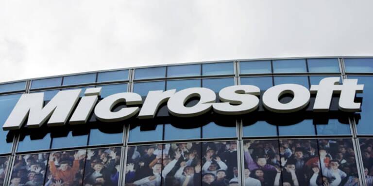 Microsoft klagt Google in Brüssel