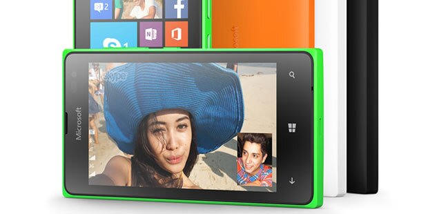 Lumia Smartphone um 90 Euro