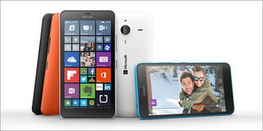 Microsoft Lumia 640 und 640 XL starten