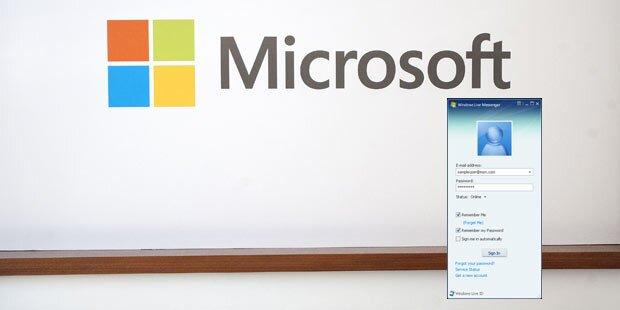 Microsoft stellt MSN Messenger ein