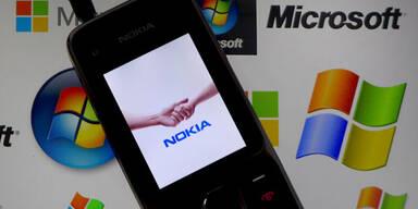 Microsoft leidet unter Nokia-Deal