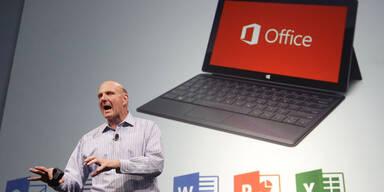Microsoft stellte neues Office 2013 vor