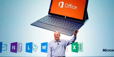 Microsoft bietet Office 2013-Upgrade an