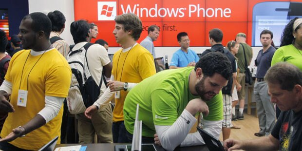 Microsoft-Stores in Europa geplant