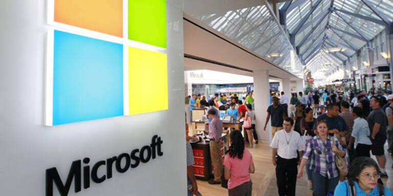 Microsoft wird der Bestechung verdächtigt