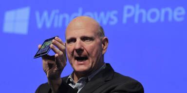 """Microsoft könnte """"iPhone 5-Killer"""" bringen"""