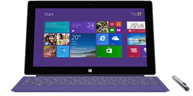 Surface 2 (Pro) ab sofort vorbestellbar