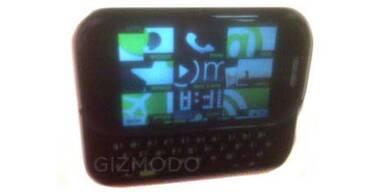 Microsoft bringt Handy gegen das iPhone