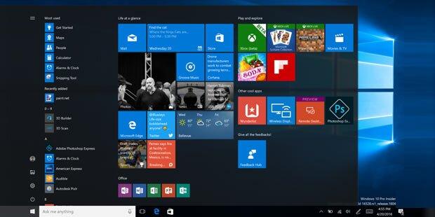 Windows 10 bekommt Super-Update