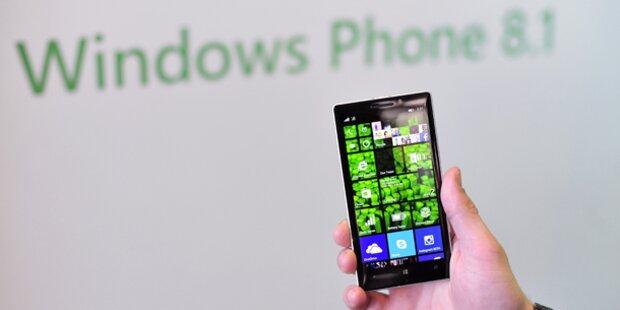 Microsoft öffnet sich für iOS und Android
