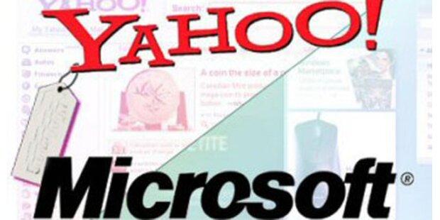 Yahoo integriert Bing als Suchmaschine