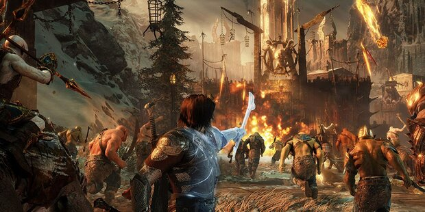 Middle-Earth: Shadow of War - Trailer