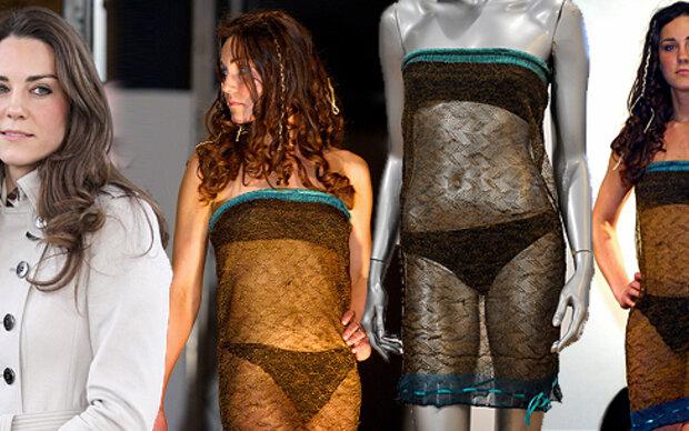 Kate Middletons Kleid um 90.000 Euro versteigert