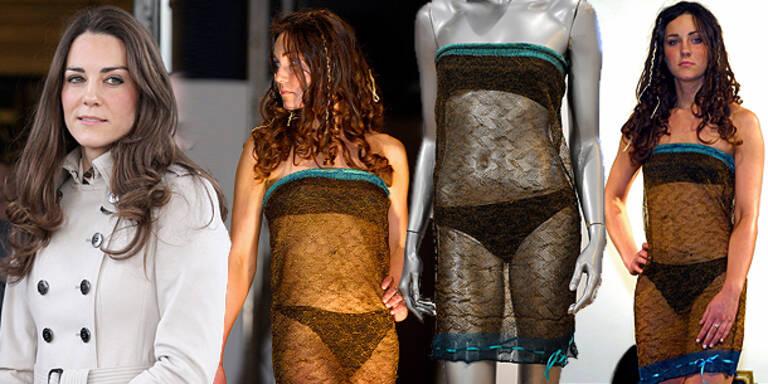 Kates Kleid um 90.000 Euro versteigert