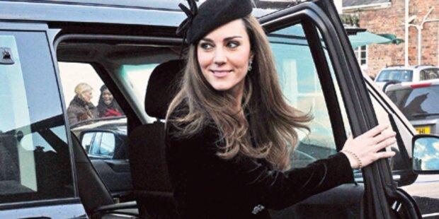 Kate: Ohne BH und immer dünner