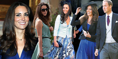 Kate Middleton Royale Looks