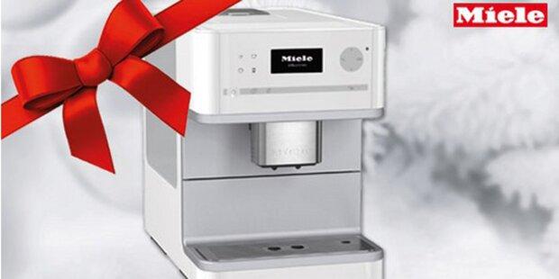 Die neuen Miele CM6 Stand-Kaffeevollautomaten