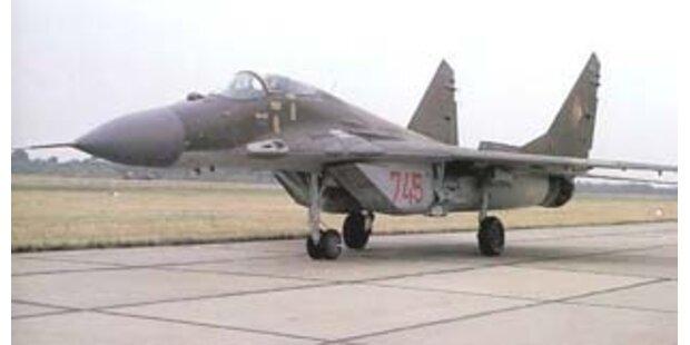 Russische Luftwaffe angeblich kampfuntauglich