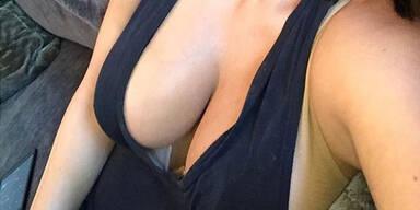 Kim Kardashian: Busenfoto auf Instagram