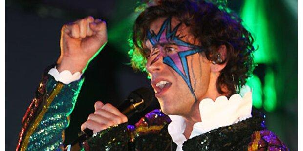 Mika rockt endlich in Wien!