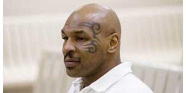 Mike Tyson zu einem Tag im Gefängnis verurteilt