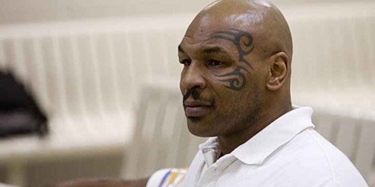 Ex-Box-Weltmeister Mike Tyson droht eine mehrjährige Haftstrafe